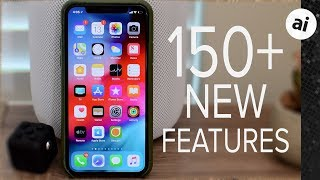 150+ New Features & Changes in iOS 12 for iPhone & iPad!