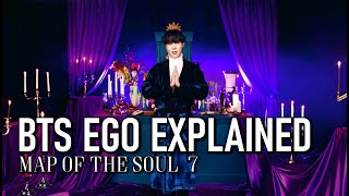 Download Mp3 Bts  방탄소년단  'outro : Ego' Explained/theory