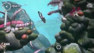 Dive: The Medes Islands Secret - Playtest Video