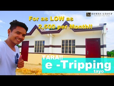 RENT TO OWN House in Trece Martires Cavite Php 2,500 per Month Near SM Trece
