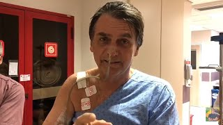 CAPITÃO VOLTOU! Bolsonaro mostra GRANDE PROGRESSÃO no hospital