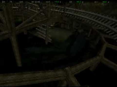 Silver Mountain Mining Co. Roller Coaster