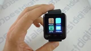 Обзор смарт часов (smart watch) U8