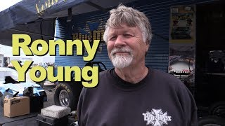 FUNNY CAR CHAOS - THE BLUE MAX LIFE WITH RONNY YOUNG