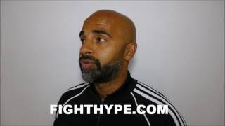 DAVE COLDWELL EXPLAINS WHY KELL BROOK'S WEIGHT LOSS & BODY PUNCHING IS KEY IN ERROL SPENCE CLASH
