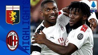 Genoa 1-2 Milan | Il Milan rimonta e torna a vincere! | Serie A
