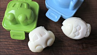 How to use an Egg Mold Bento Lunchbox