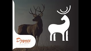 Illustrator Tutorials | Stag Drawing