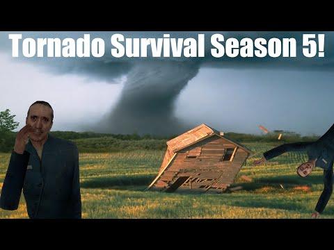 Tornado Survival Season 5 With Joel! Part1!