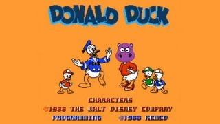 DONALD DUCK (NES) - What Happened? - HippoCritics