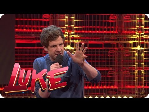 Luke Mockridge stoned im church  LUKE! The week and I