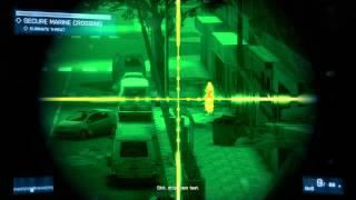 Ferox Battlefield 3 Testing Sniper for fun. (Night Shift Mission)