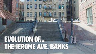 JENKEM - The Evolution Of... The Jerome Ave. Banks