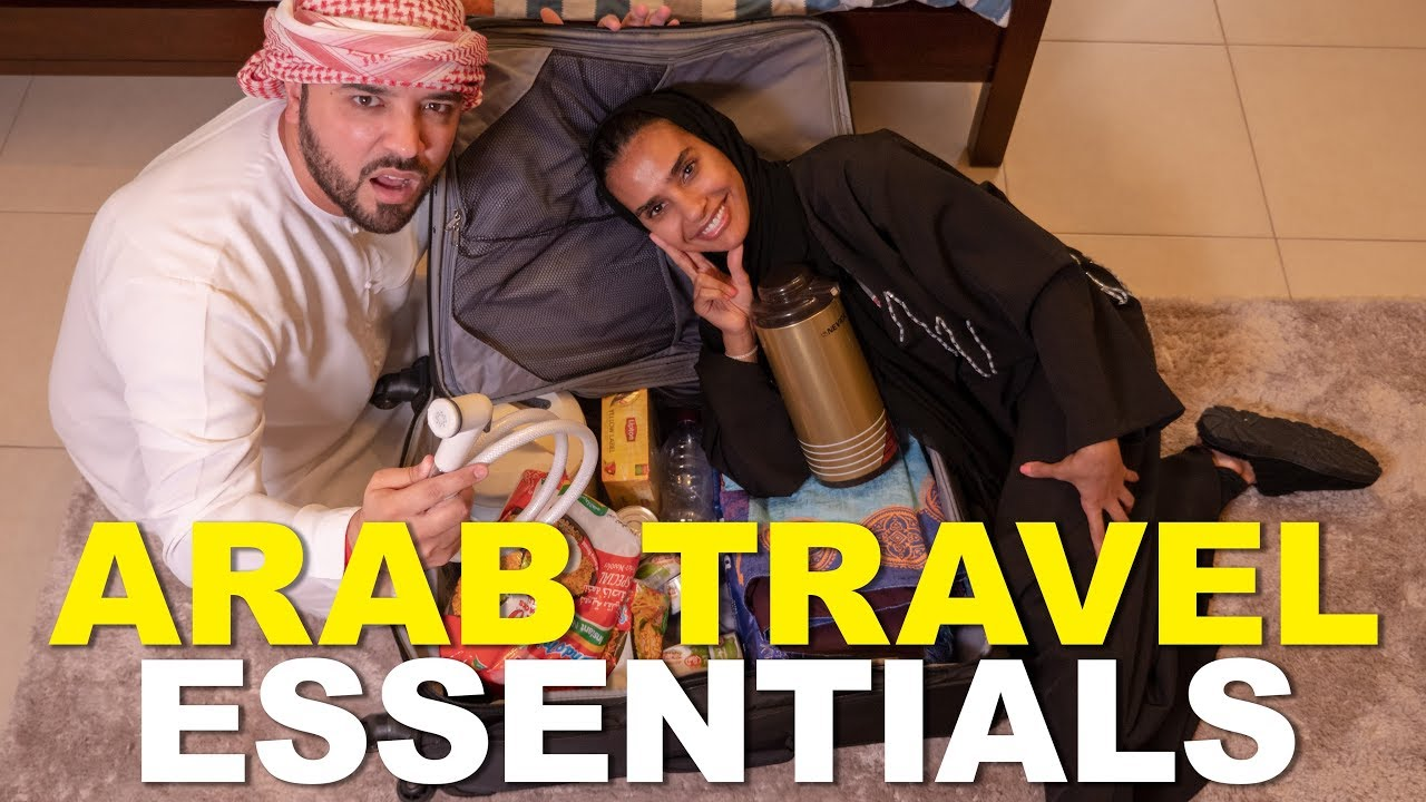 ARAB TRAVEL ESSENTIALS