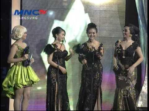 MNCTV Dangdut Awards - Duo Racun Youbi Sister