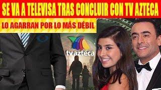 Orillan a Adal Ramones a Firmar con Televisa por Darle Oportunidad a su Hija
