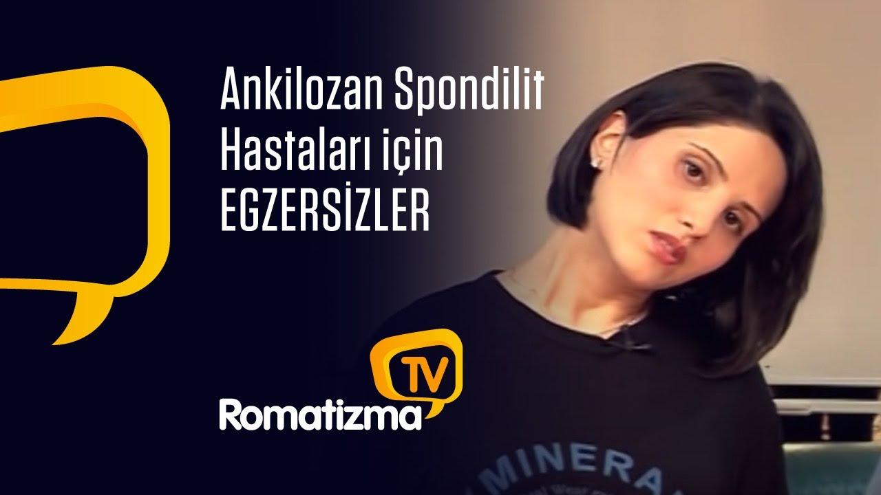 Ankilozan Spondilit Hastaları İçin Spor Hareketleri