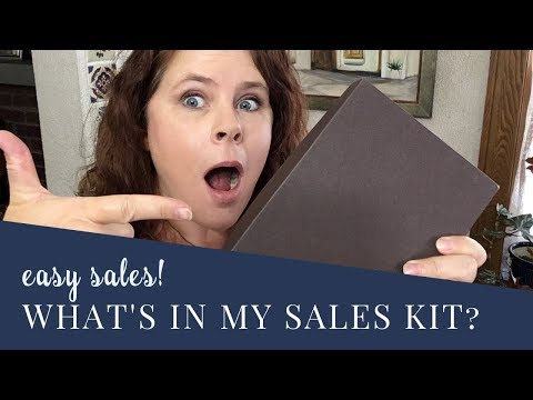 What's in my sales kit?? What do I bring to a portrait photography sales session?