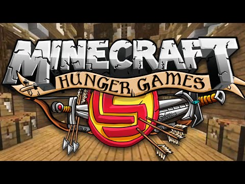 Minecraft: DREAM TEAM - Hunger Games Survival w/ CaptainSparklez