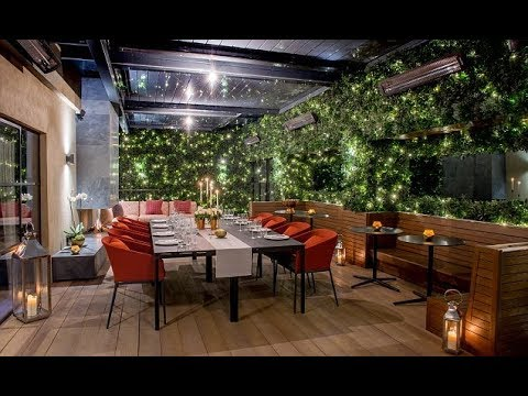 The village hangout    in the heart of London