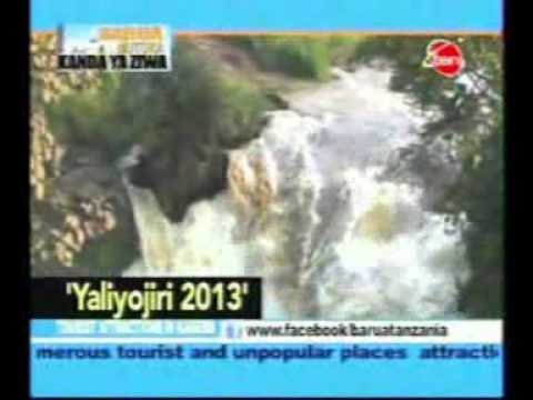 Tourist attractions in Kagera Region Tanzania aired material
