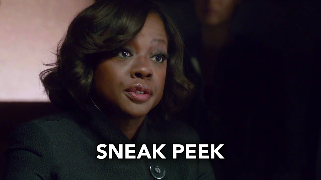 How to Get Away with Murder 2x02 Sneak Peek #2