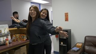 TWO GIRLS ONE JACKET | NCIX Vlog #22
