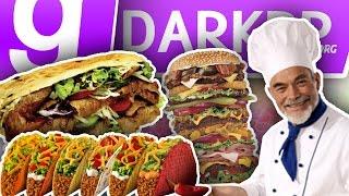 SERIE DARKRP #12 | UN CUISINIER FOU RICHE ! | GARRY'S MOD RP DETENTE DELIRE | GANG9STAR