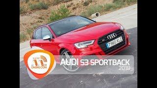 Audi S3 Sportback 2018 / Al volante / Prueba dinámica / Review / Supermotoronline.com