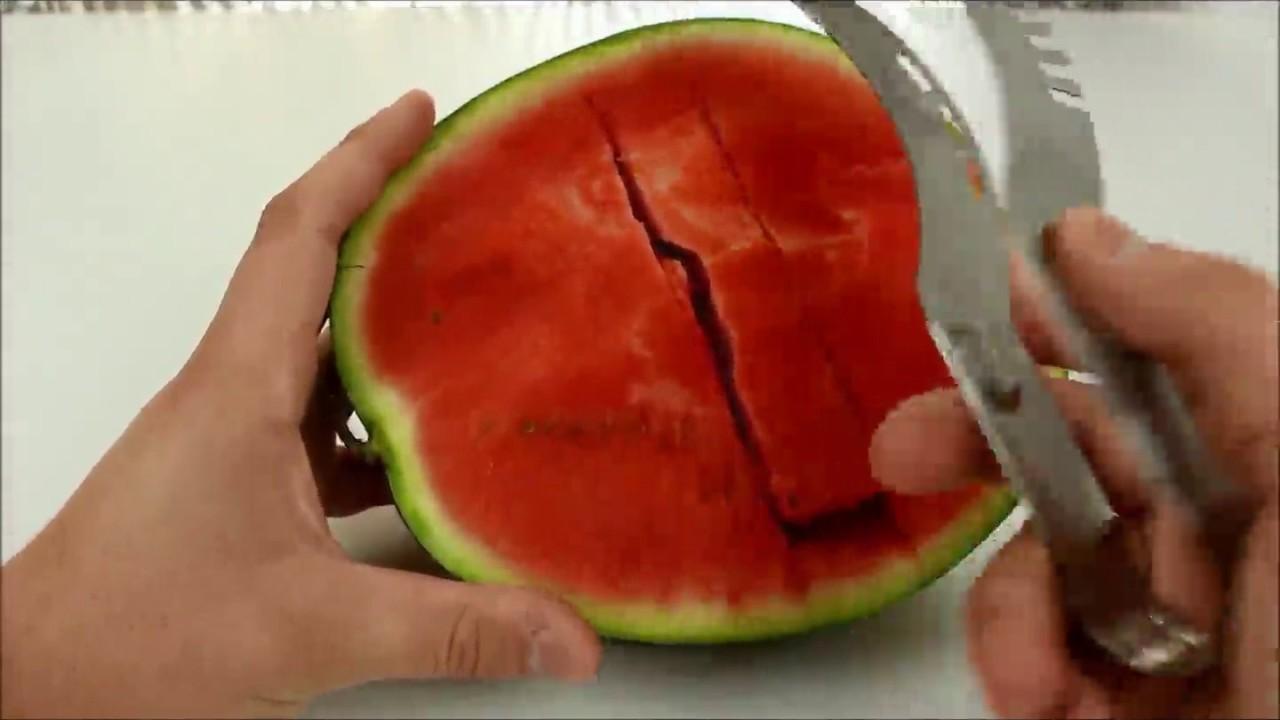 Wassermelonenschneider