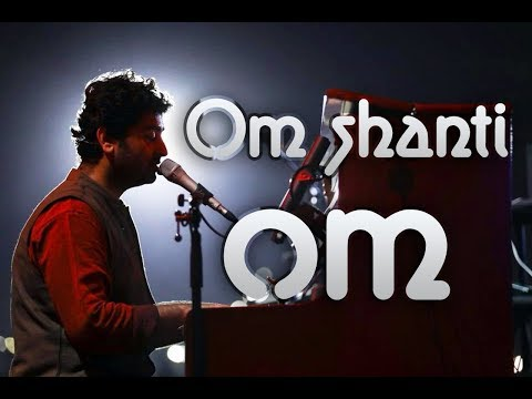 Om Shanti Om | Bojhena Shey Bojhena| Arijit Singh Live | MTV India Tour