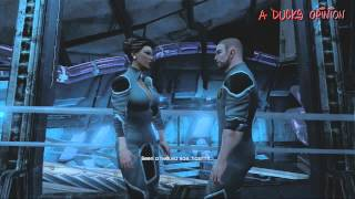 Saints Row 4: Romance Options PT1: Mass Effect Space Love