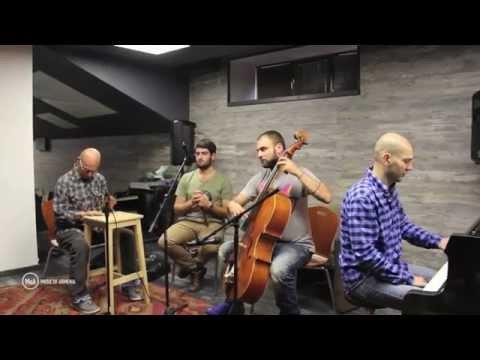 Arto Tuncboyaciyan and 1to3 Trio at The Loft    Music of Armenia