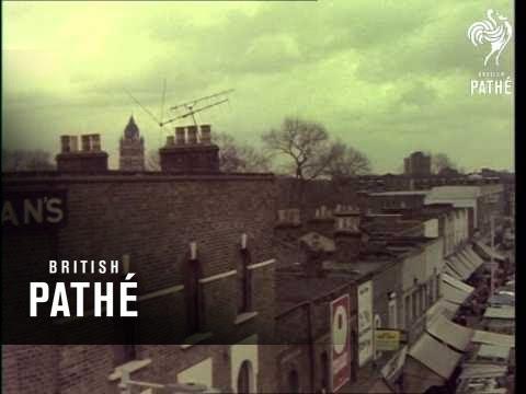 London Street Market 19701979