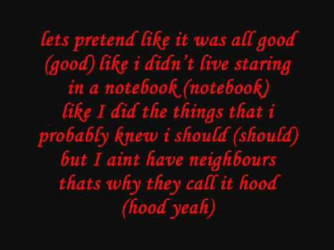 Eminem & BOB - Airplanes part 2 Lyrics