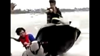 Jet Ski accident Compilation #1