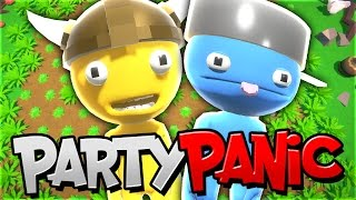 FUNNIEST MULTIPLAYER GAME EVER!! | Party Panic [#1]