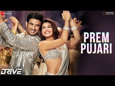 Prem Pujari - Drive | Sushant & Jacqueline | Amartya Bobo, Amit, Akasa