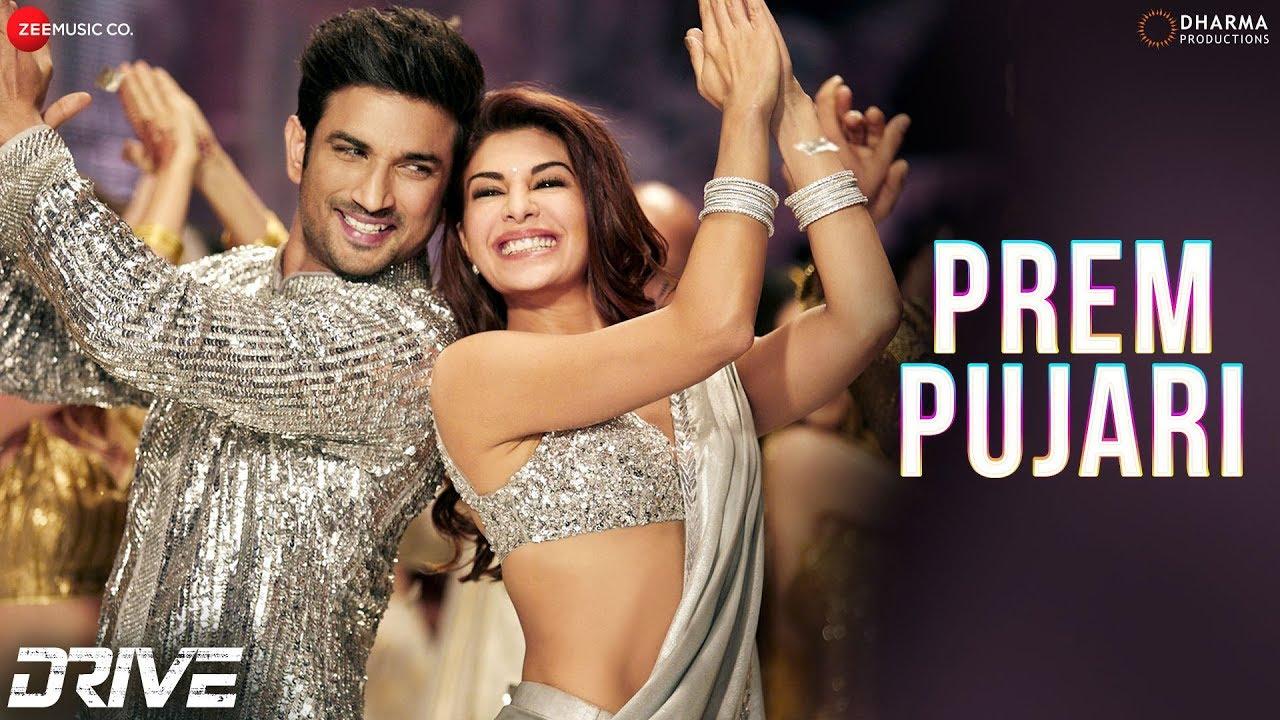 Download Prem Pujari - Drive | Sushant S Rajput & Jacqueline F | Amartya Bobo, Amit M, Akasa S, Dev A, GD 47