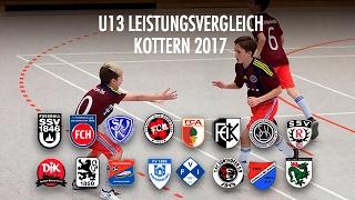 U13 Hallenturnier - Leistungsvergleich Kottern 2017