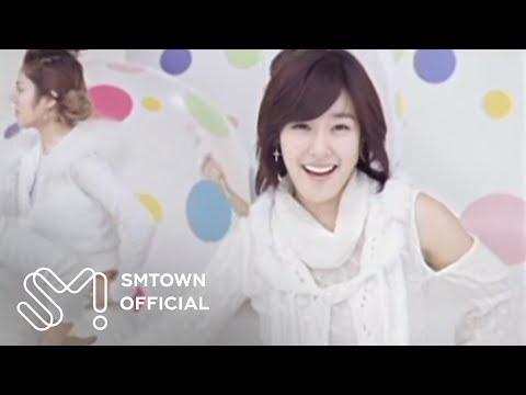 Girls' Generation 소녀시대 'Kissing You' MV
