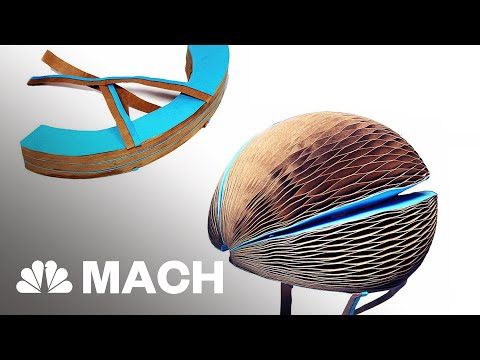 Bike Sharing's Biggest Problem Could Be Solved With EcoHelmet | Mach | NBC News