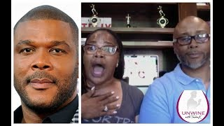 """Monique & Husband """"Crying in The Car Sidney"""" BLAMES Tyler Perry For Them Being Broke on PRIVATE CALL"""