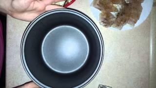 картофель с рыбой в мультиварке (potatoes with fish Multicookings)