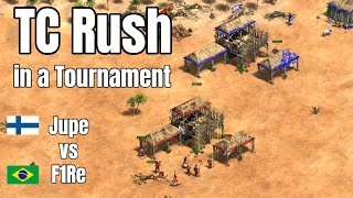 TC Rush in a Tournament | NAC3 Qualifier Highlight