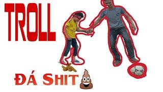 Troll Đá Banh Sút Cứ* || HIẾU MEDIA .4K VIDEO