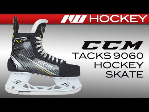 CCM Tacks 9060 Skate Review