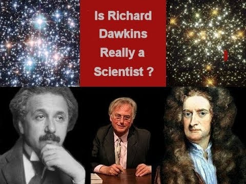 Is Richard Dawkins Really a Scientist? ~ www.RichardAberdeen.com