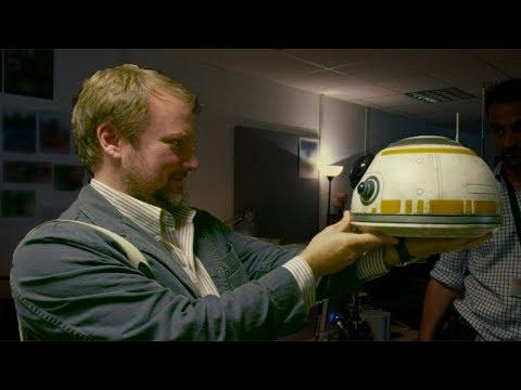 Star Wars Director Rian Johnson's Vision for The Last Jedi
