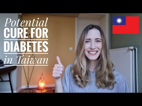 Taiwanese scientists discover potential cure for diabetes - 台灣科學家發現糖尿病的具潛力治療方法